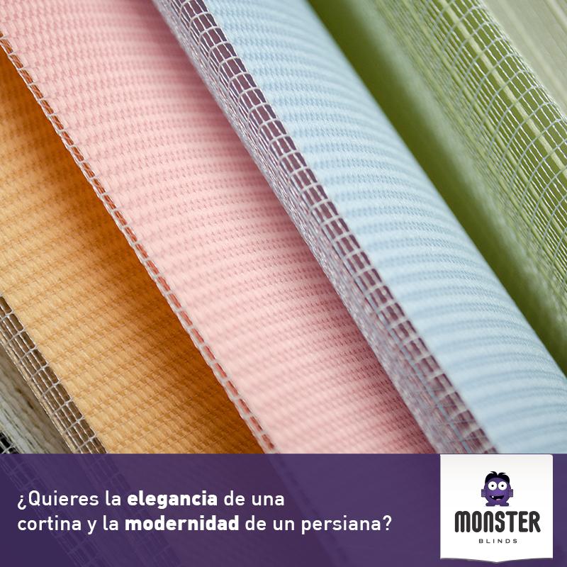 ¿Quieres elegancia y modernidad? #monsterblinds #decoracion #estilo #casa #hogar #persianas #blinds #design #interiordesign #remodela #colores #formas #texturas