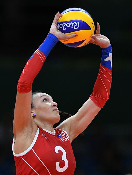 Puerto Rico S Vilmarie Mojica Controls The Ball During The Women S