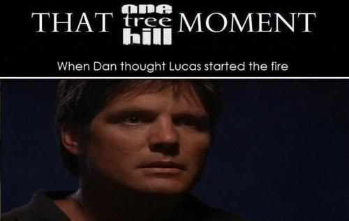 That One Tree Hill Moment...