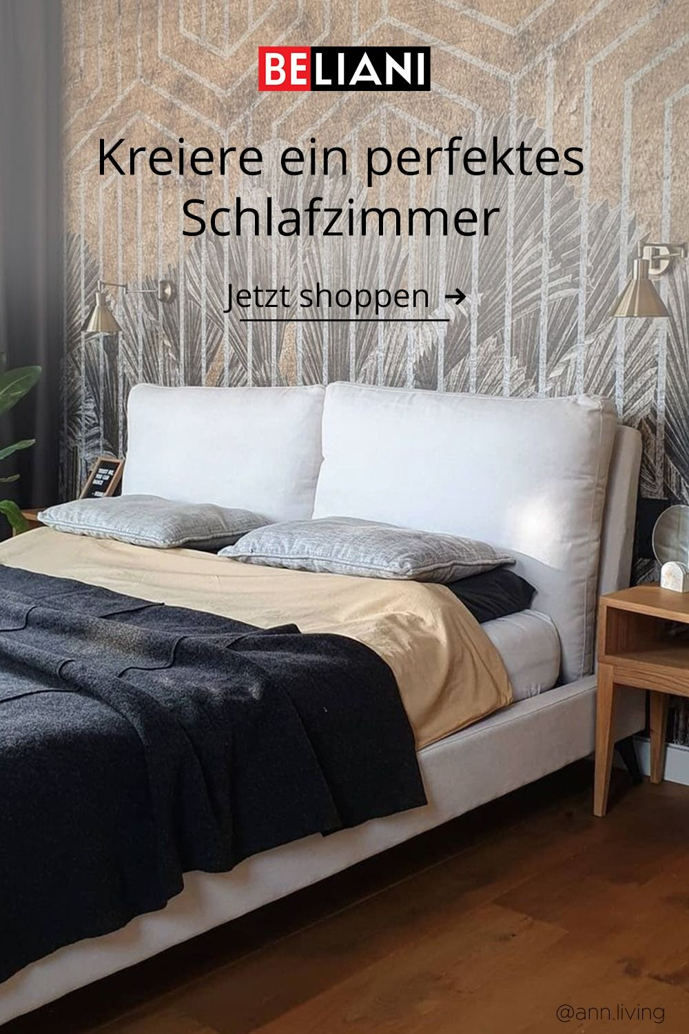 160 Schlafzimmer Ideas In 2021 Beliani Home Decor Home