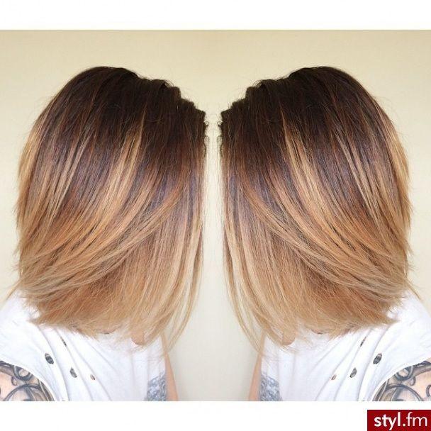 Balayage, Ombré Hair Tendance 2016 , 20 Modèles à Piquer. Cheveux OmbrésCheveux  CourtsCoiffure