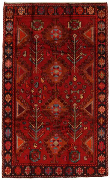 Lori Qashqai Persian Carpet Nmd5471 996 Persian
