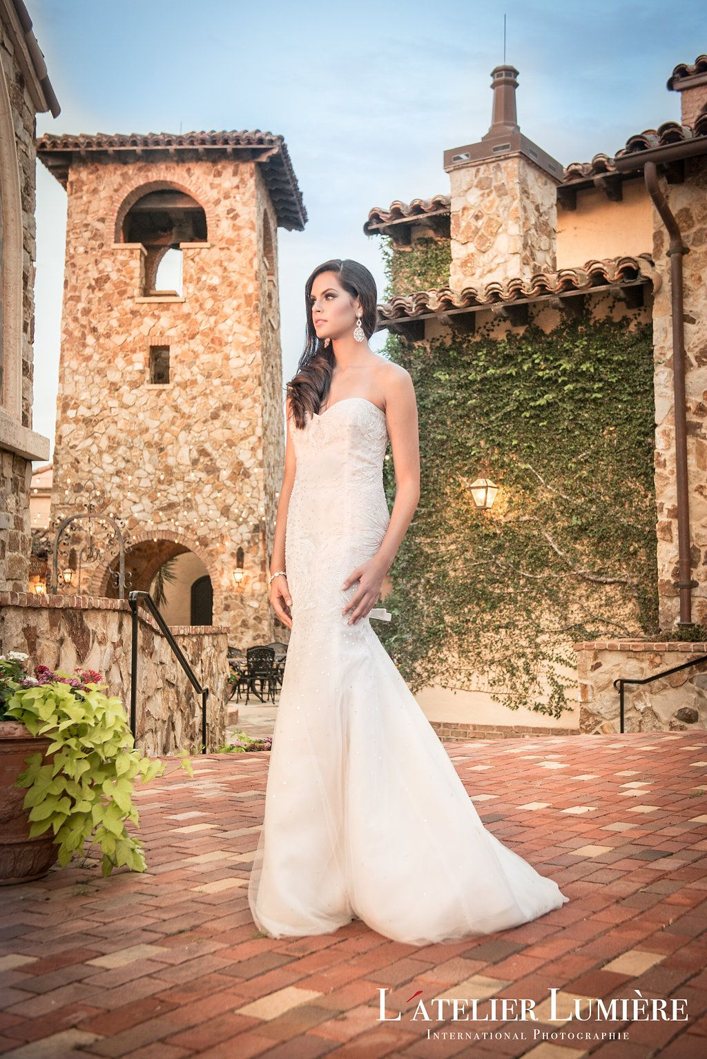 Gorgeous Strapless Wedding Gown Bella Collina Wedding Dresses