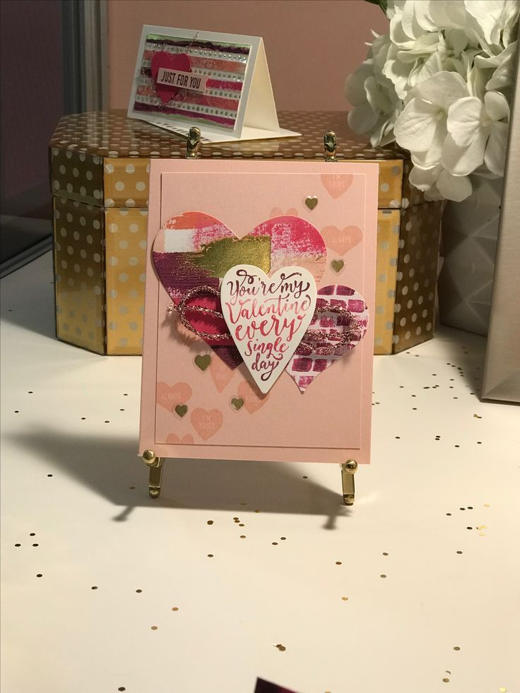 image result for sure do love you stampin up - Stampin Up Valentine Cards