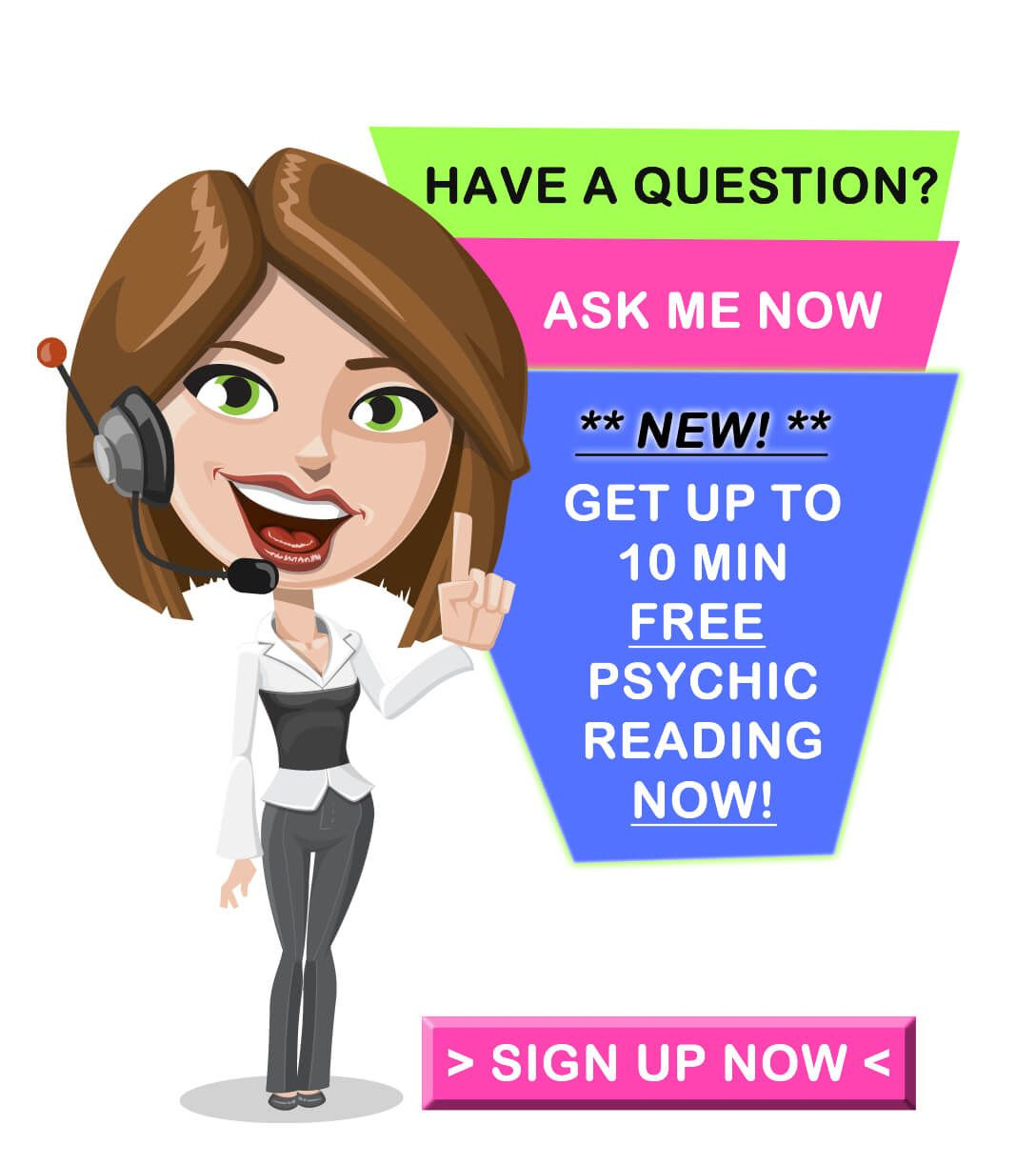 Get Absolutely Free Psychic Reading | Astrology | Free