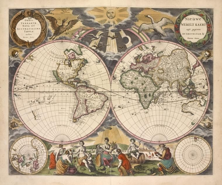 World Map Hd Image Free Download%0A New York Public Library Digital Collection  free downloads