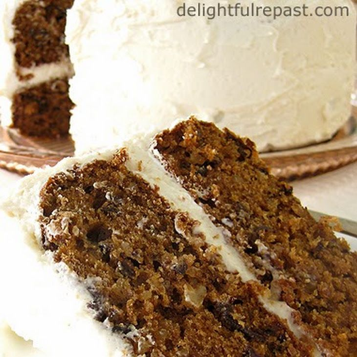 Prune Spice Cake Recipe Desserts With Pitted Prunes Water All Purpose Unbleached Flour Sugar Baking Soda Sal Plum Recipes Spice Cake Recipes Prune Recipes