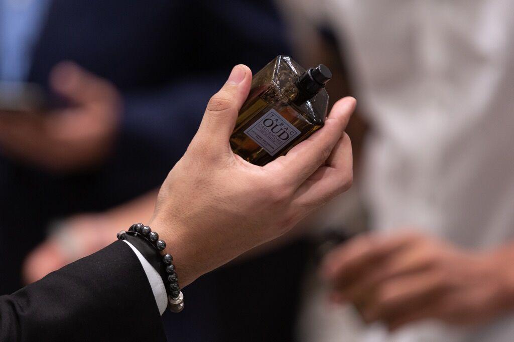 La Closerie perfume