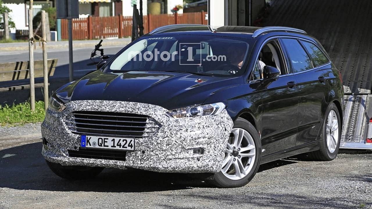 Ford Mondeo Hybrid Wagon Announced For 2019 Launch In Europe Ford Mondeo Ford Wagon