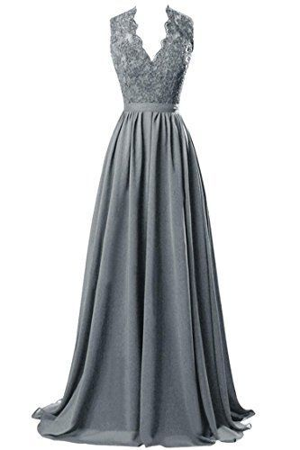 bba8c0311264 Gray Prom Dresses