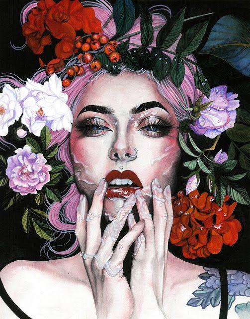 'Serene' by Rose Ellen Swenson
