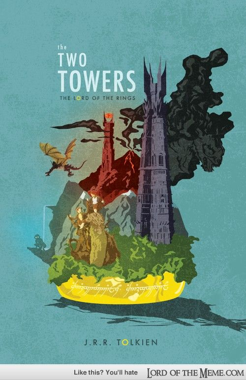 Cool Two Towers cover