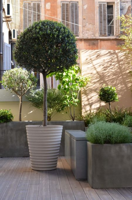 Un Weekend A Porto Giardino Jardins Terrasse Jardin