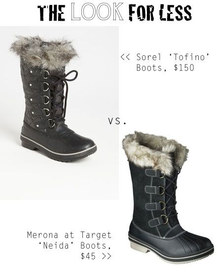 bf0a406a991 The Look for Less  Sorel  Tofino  Boots