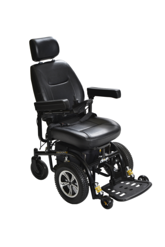 trident front wheel drive power wheelchair 20 seat medical rh pinterest de  front wheel drive towing a boat