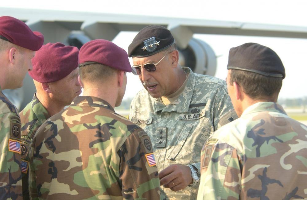 Lt  Gen  Russel L  Honore', Commanding General, Joint Task Force
