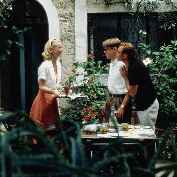 The Unforgettable Style of Gwyneth Paltrow in 'The Talented Mr. Ripley'