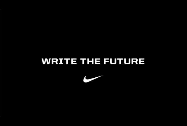Nike Quote (About success hope future)