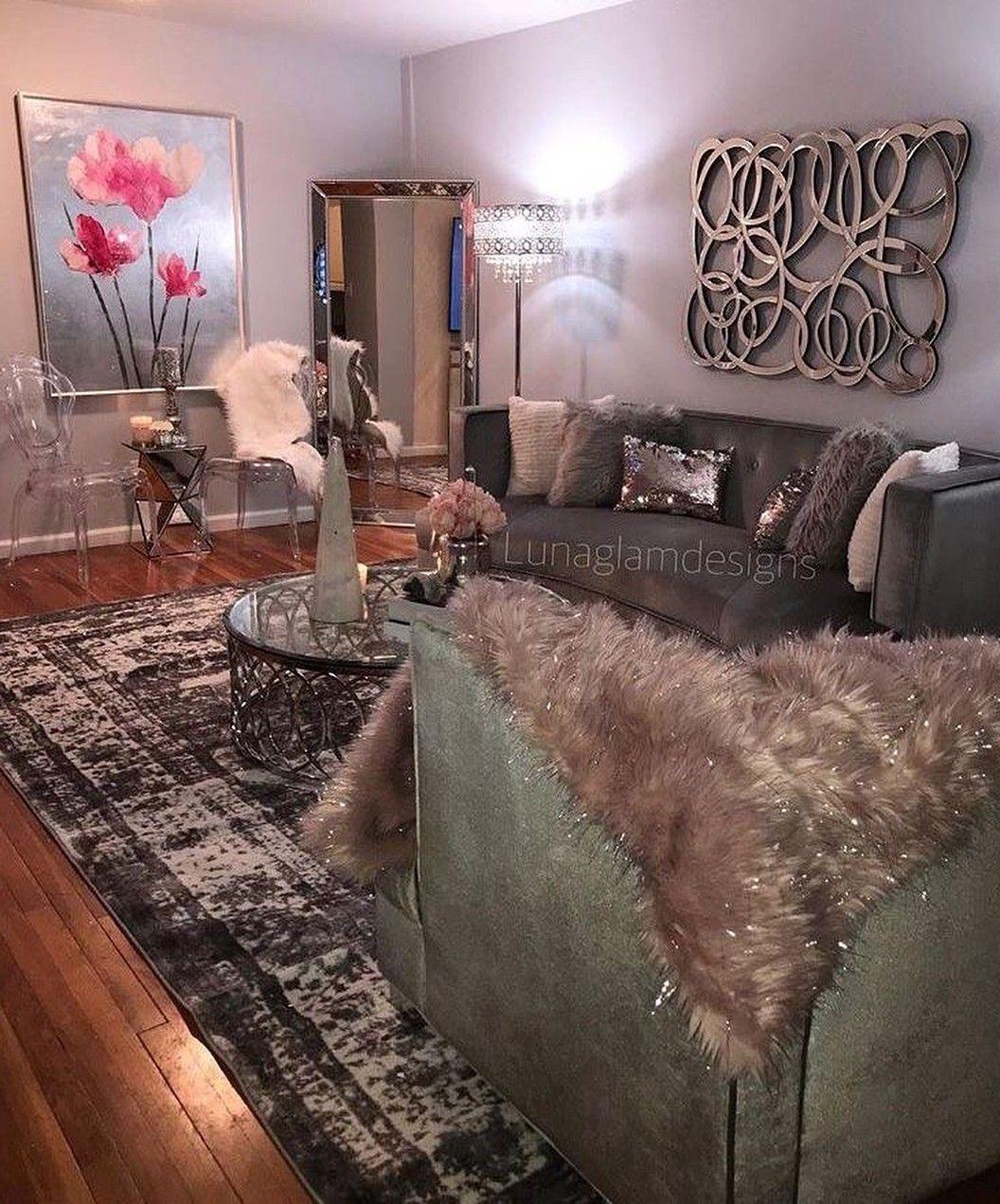 Pinterest Girly Girl Add Me For More Living Room Decor Apartment Apartment Living Room Apartment Decor