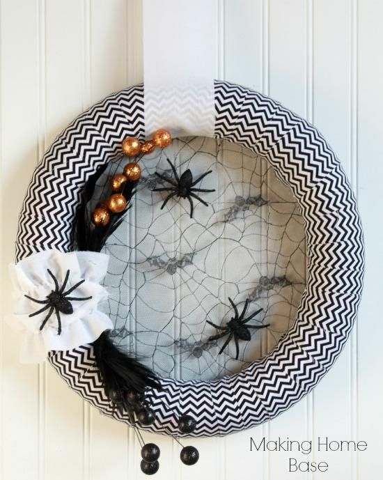 DIY Halloween  DIY Homemade Halloween Decorations are the BEST - homemade halloween decorations