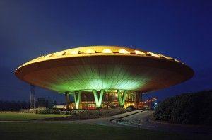 Evoluon, L.C. Kalff + L.L.J. de Bever | Eindhoven | Netherlands | MIMOA