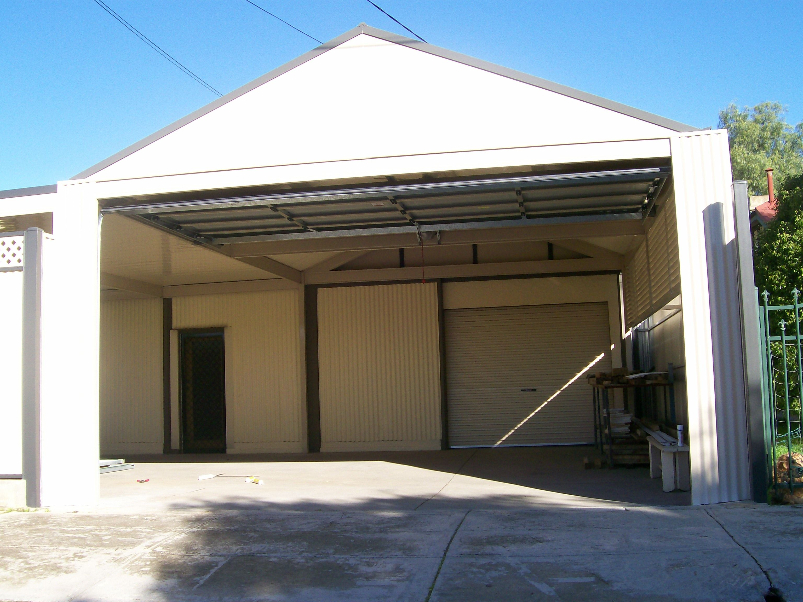 Dmv Carport Double Wide Carport Door Western Carports Carport Patio Outdoor Solutions Veranda