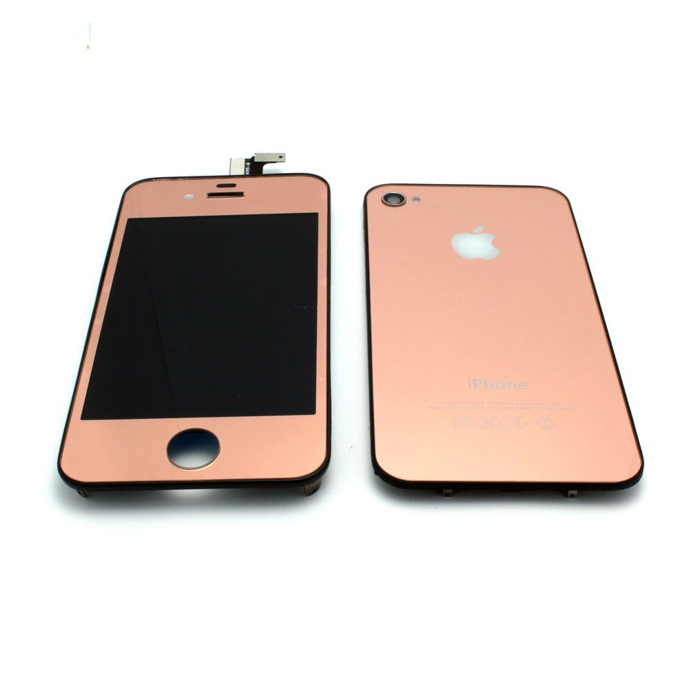 Wow--even a Rose Gold Iphone case!!