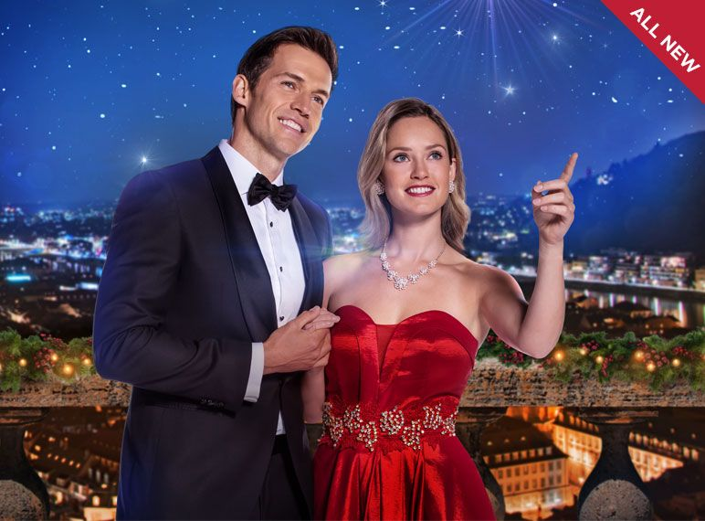 Find Video Photos And Cast Information For The Hallmark Channel Original Movie Christmas At The Pa Hallmark Movies Hallmark Christmas Movies Christmas Movies