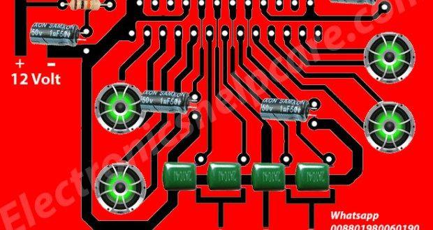 Simple Walkie Talkie Circuit Diagram Pdf Circuit Diagram Images Circuit Diagram Electronic Circuit Projects Walkie Talkie