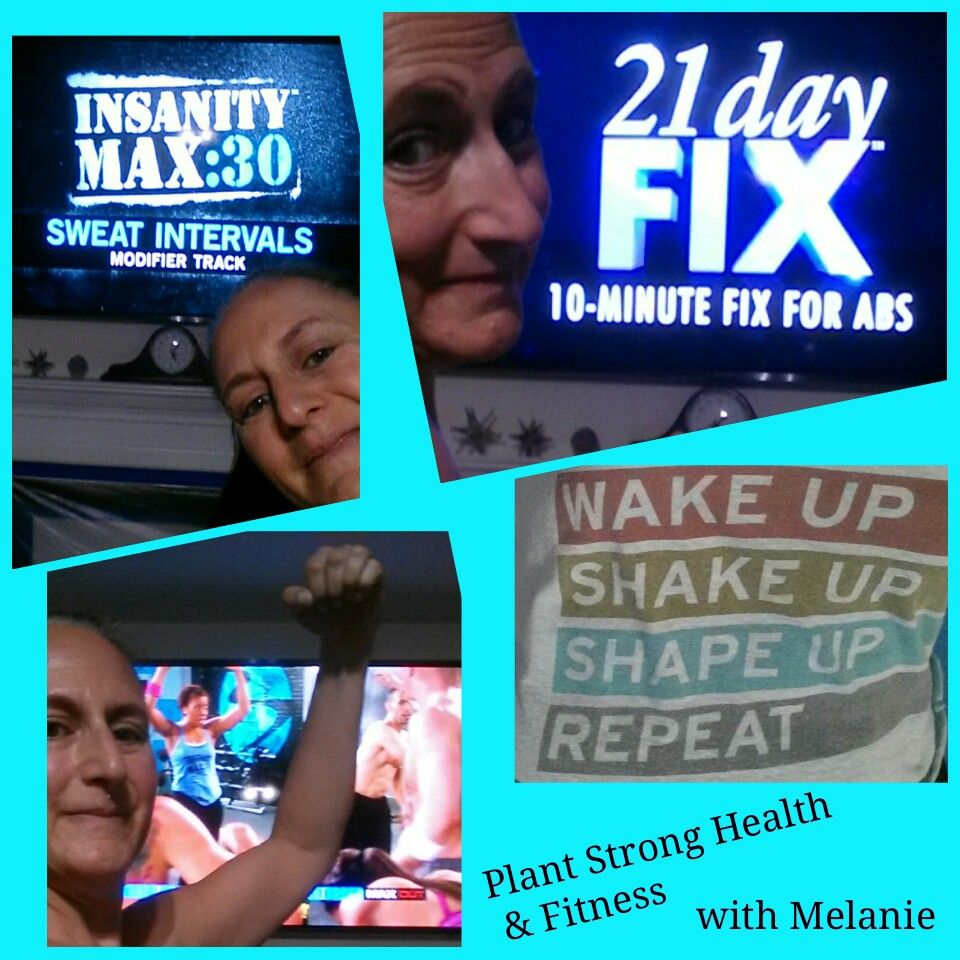 21 Day Fix 10-minute Fix for Abs - YouTube