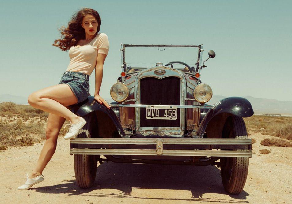 levi's vintage clothing / spring - summer 2013 lookbook