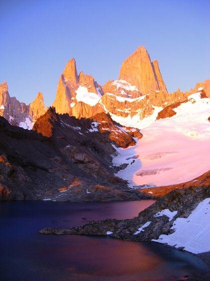 mountains argentina fitzroy patagonia 2448x3264 wallpaper High