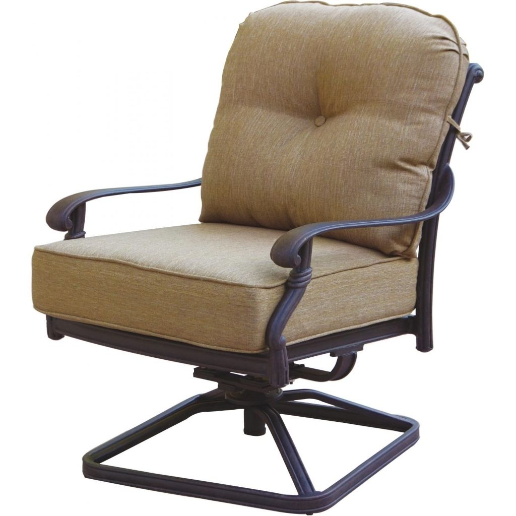 Lovely Swivel Outdoor Patio Chairs Swivel Rocker Patio Chairs Plan U2014 Family Patio  Decorations