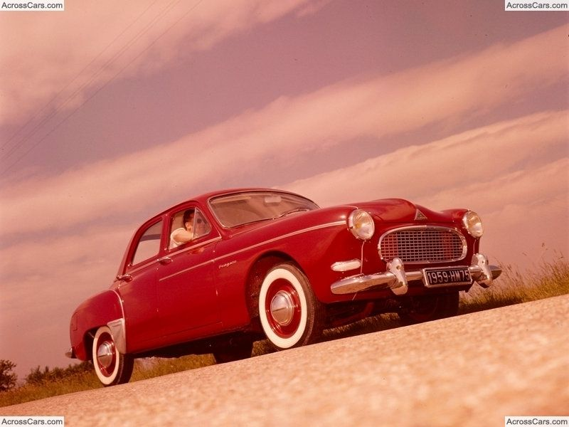 Renault Fregate 1959 Wheels And Cars
