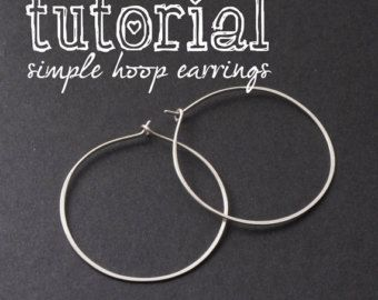 Photo of Wire Jewelry Tutorial:  Wire wrapped Rings Adjustable size | Etsy