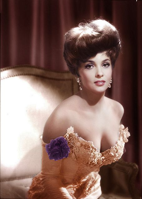 Love Those Classic Movies!!!: In Pictures: Gina Lollobrigida #classicactresses