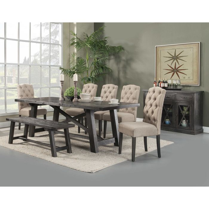 Sanders Extendable Dining Table & Reviews  Joss & Main  Dining Custom Extendable Dining Room Sets Decorating Design