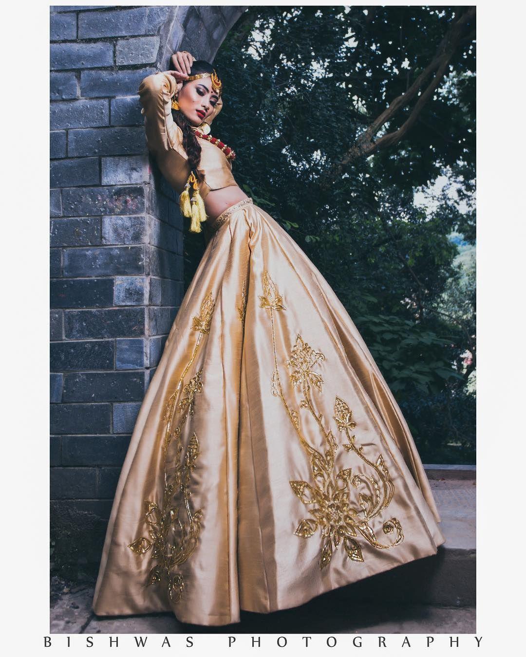 Be A Nepali Bride This Wedding Season Nepaliheritage Revivingchaubandiandfariya Handcraftedwithlove Manishraibrida Bride Wedding Season Indian Outfits