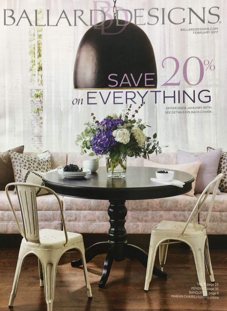 Home Decorating Catalogues | Want A Free Ballard Designs Catalog Here S How To Get One Home