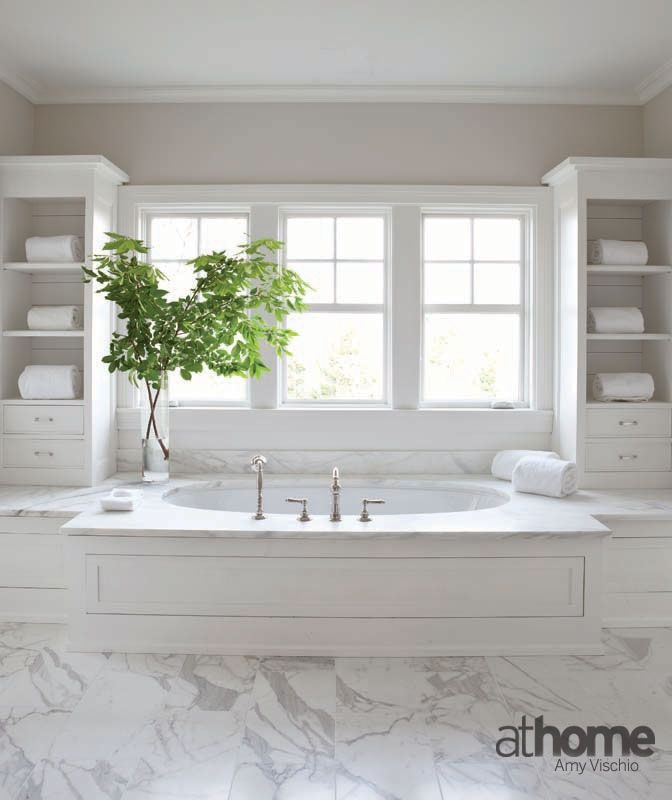 Charmant Bathroom Design Inspiration | Fairfield County, CT | Athomefc.com