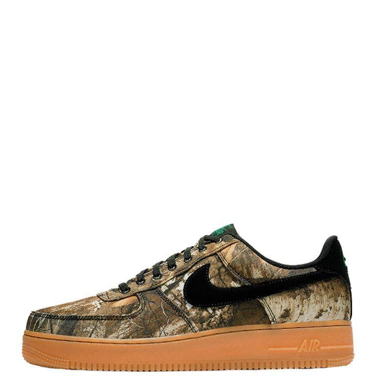 Nike Air Force 1 07 LV8 Realtree Camp Men's Sneakers