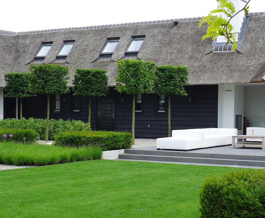 Groenplan tuinarchitectuur house tuin tuinen en