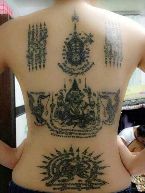 boutique de tatouages thai sak yant pattaya thailande tarif sur devis tatouages. Black Bedroom Furniture Sets. Home Design Ideas