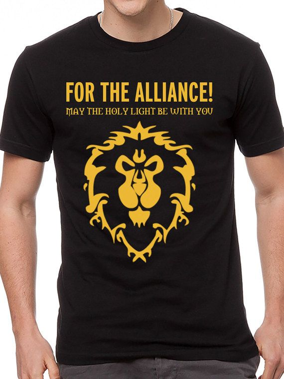 World of Warcraft For the Alliance DIY by ThePurpleMonkeyShop