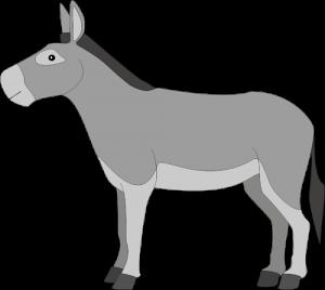 Basteln Eines Esels Dessen Ia Die Kinder Schnell Lernen Werden Basteln Mit Kindern Kinderbasteln Esel