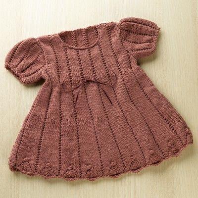 Valley Yarns455 Isabella Dress