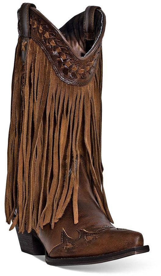 115cddcc6 Dingo Heart Throb Women's Fringe Boots   Blame It On The Fringe ...