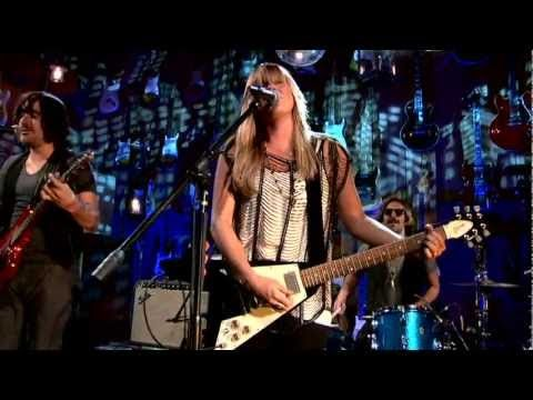 Grace Potter And The Nocturnals Ah Mary Guitar Center Sessions On Directv Best Rock Music Grace Potter Good Music