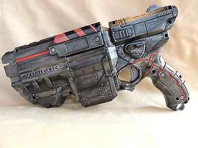 Custom Painted Gears of War Style Nerf Gun for Cosplay or LARP | eBay