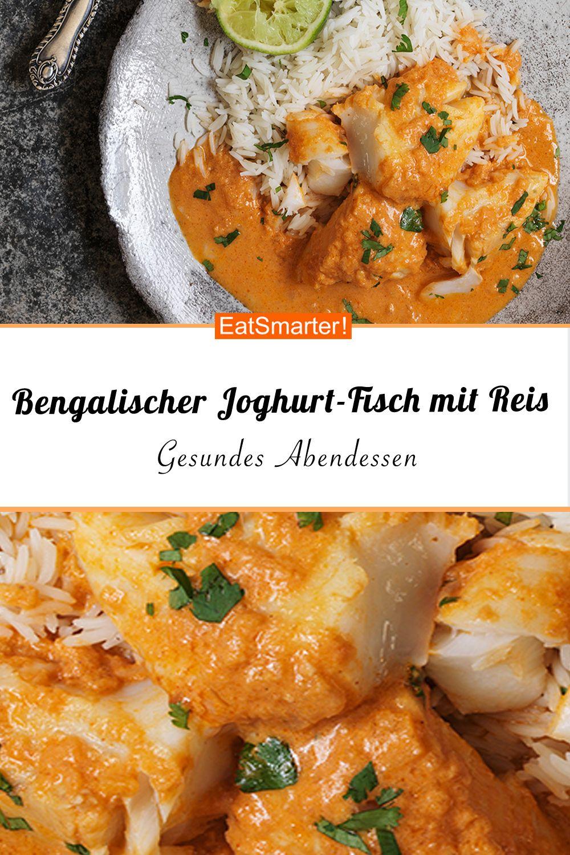 Photo of Bengalischer Joghurt-Fisch mit Reis